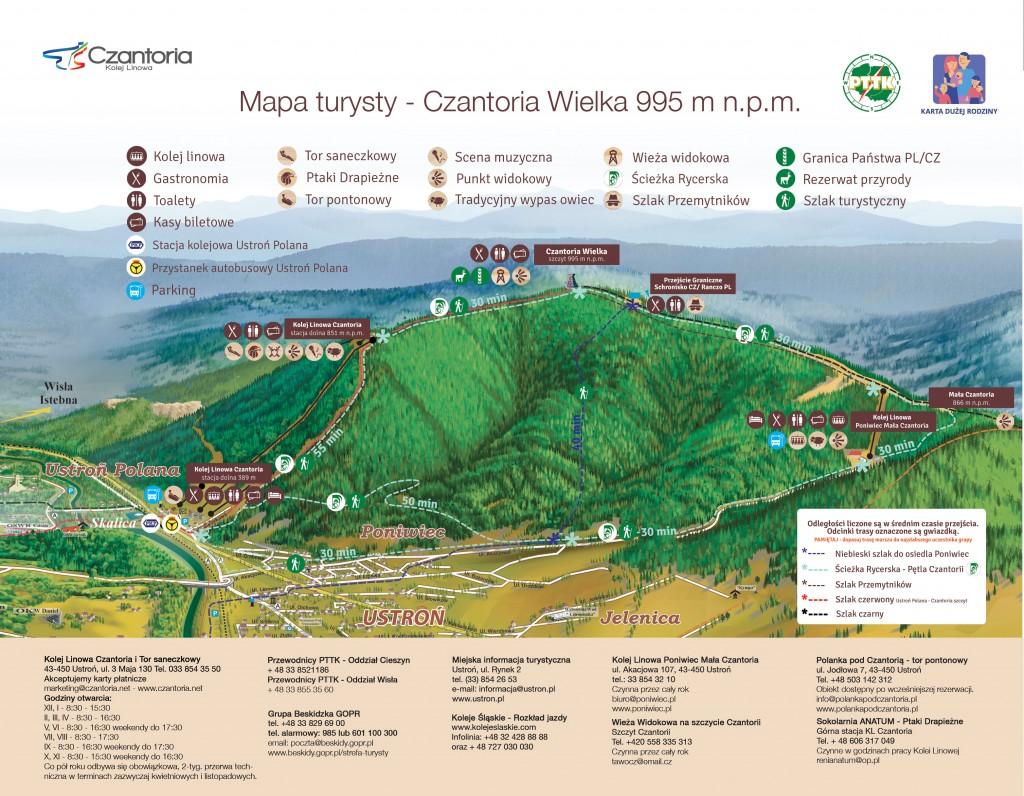 mapa-turysty-Czantoria